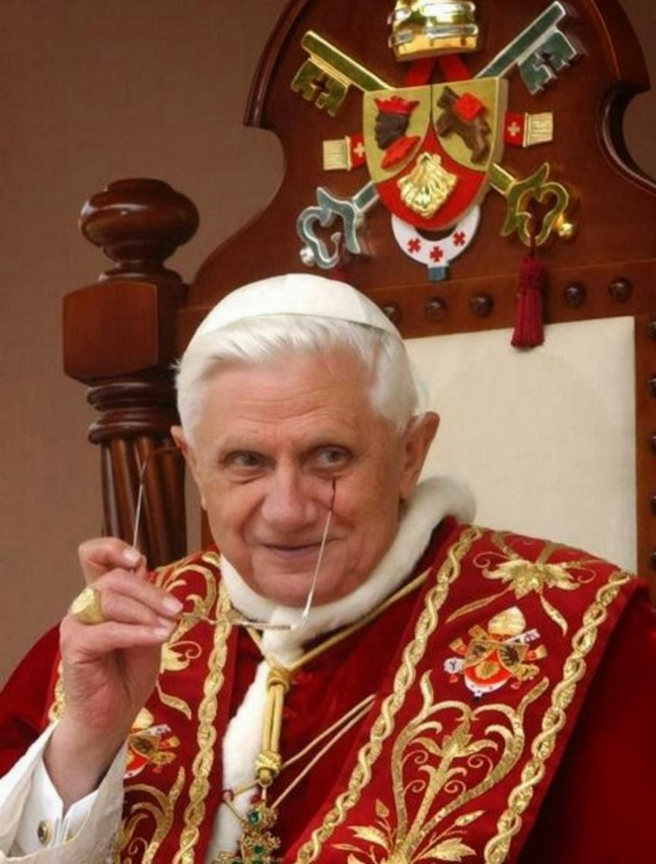 Sua Santidade o Papa Bento XVI