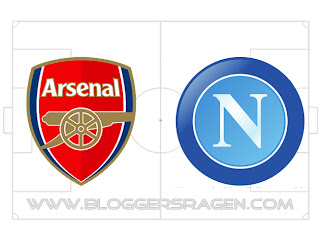 Prediksi Pertandingan Napoli vs Arsenal