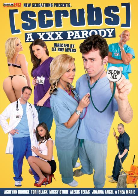 Labels: A XXX Parody Scrub