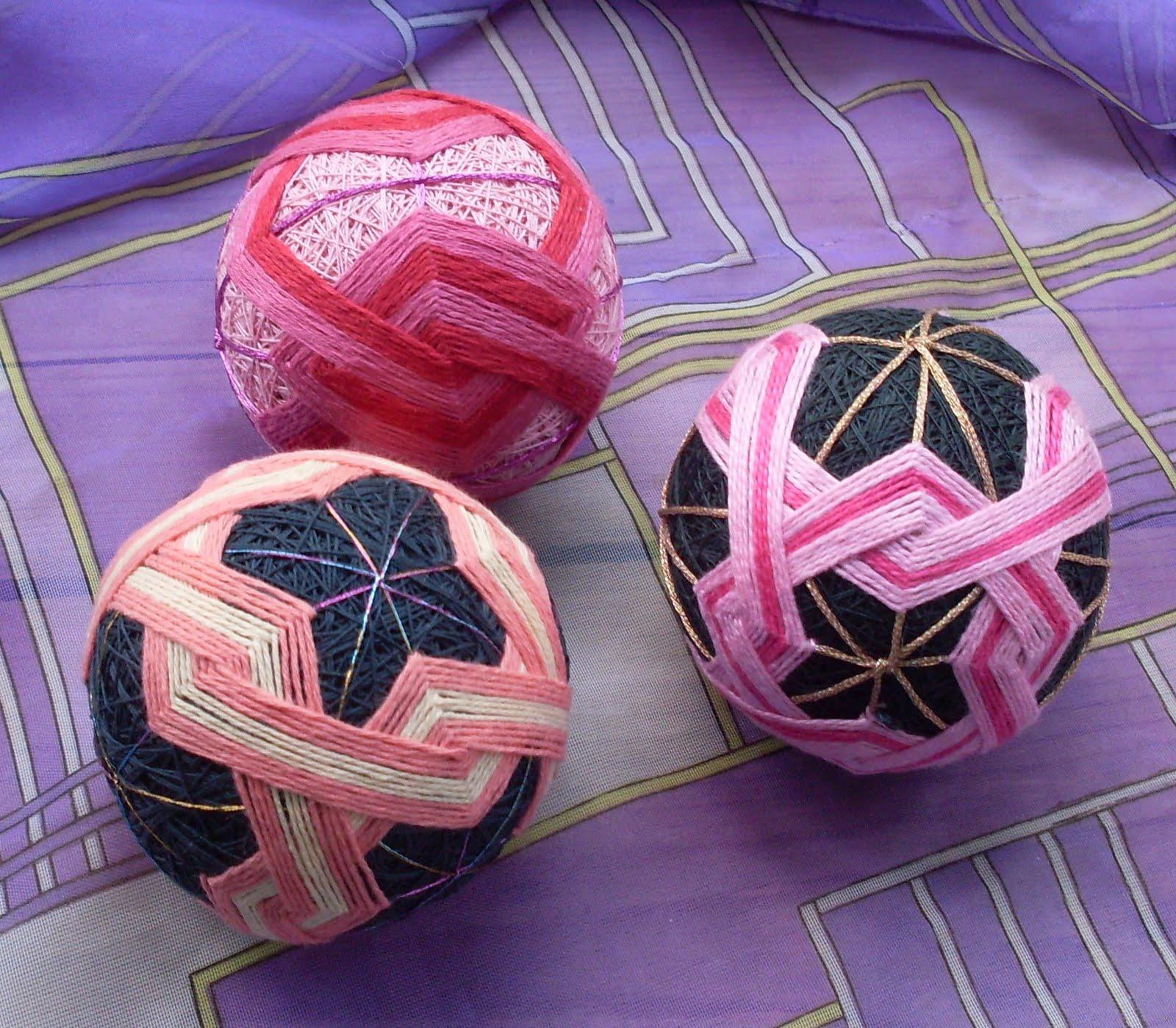 Маргарет ладлоу темари. традиционное японское искусство вышивки шаров