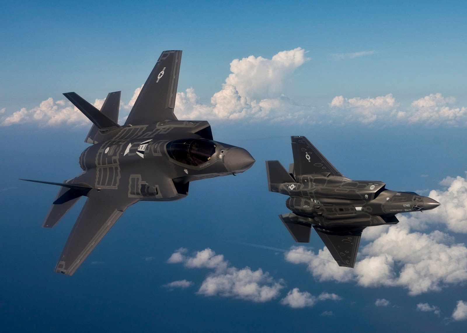 ภาพถ่าย Lockheed Martin · F 35 Lightning II on 35 news