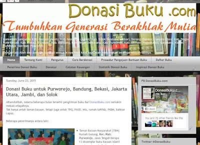 DonasiBuku.com