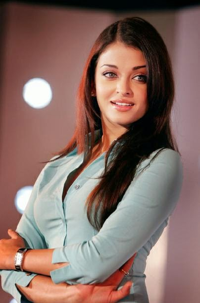 Aishwarya Rai in shirt