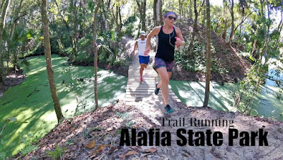 Trail Running at Alafia State Park - Florida Trail Running - Xterra Trail Run Alafia State Park - Beachbody Performance