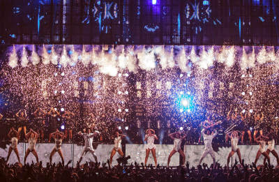 Beyonce - Mrs Carter World Tour - Washington DC