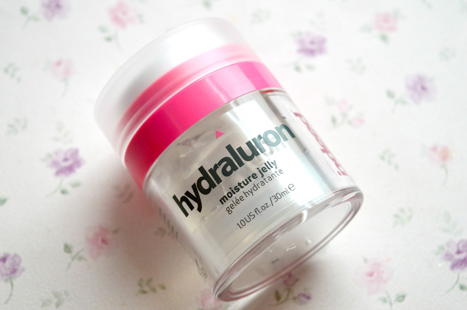 Review   Hydraluron Moisture Jelly