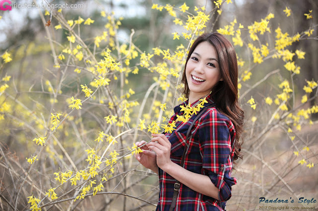 4 Ju Da Ha - Outdoor-very cute asian girl-girlcute4u.blogspot.com