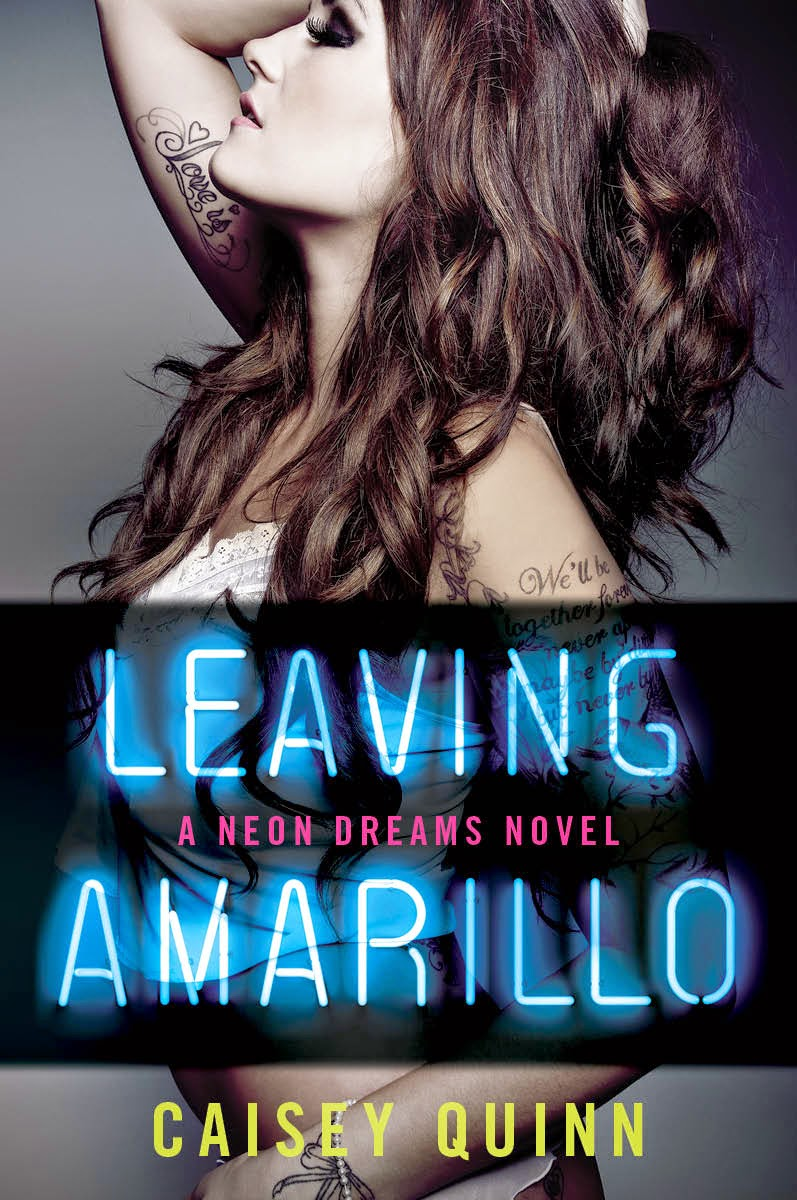 Leaving Amarillo Giveaway Ends 11/2