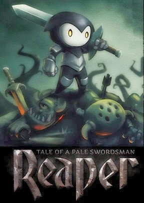 Free Download PC Game REAPER - Tale of a Pale Swordsman