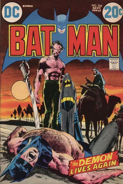 10 Musuh Batman Terhebat Sepanjang Masa: Ra's Al Ghul