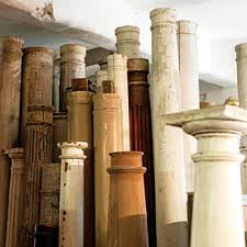 Eye for design decorating with columns - Pillars for inside the home ...