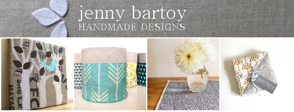 Jenny Bartoy Handmade