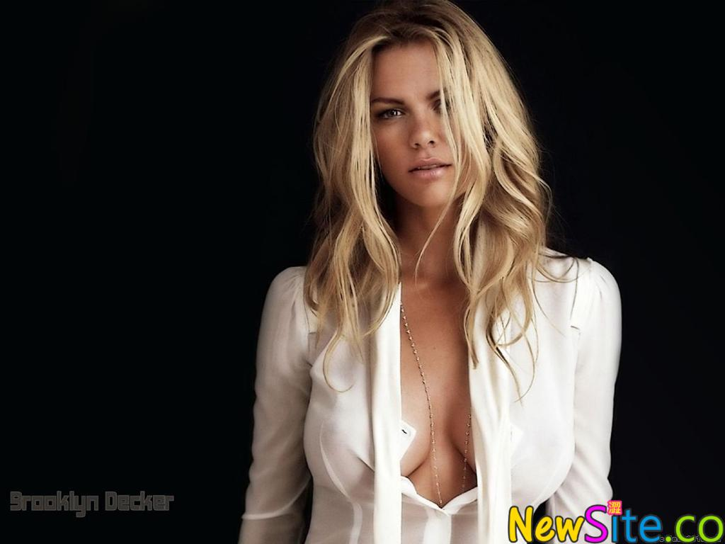 天使超模 Brooklyn Decker