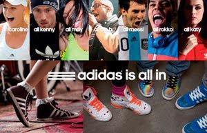 História da Marca Adidas