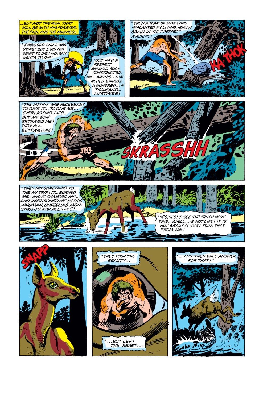 Captain America (1968) Issue #244 #159 - English 5