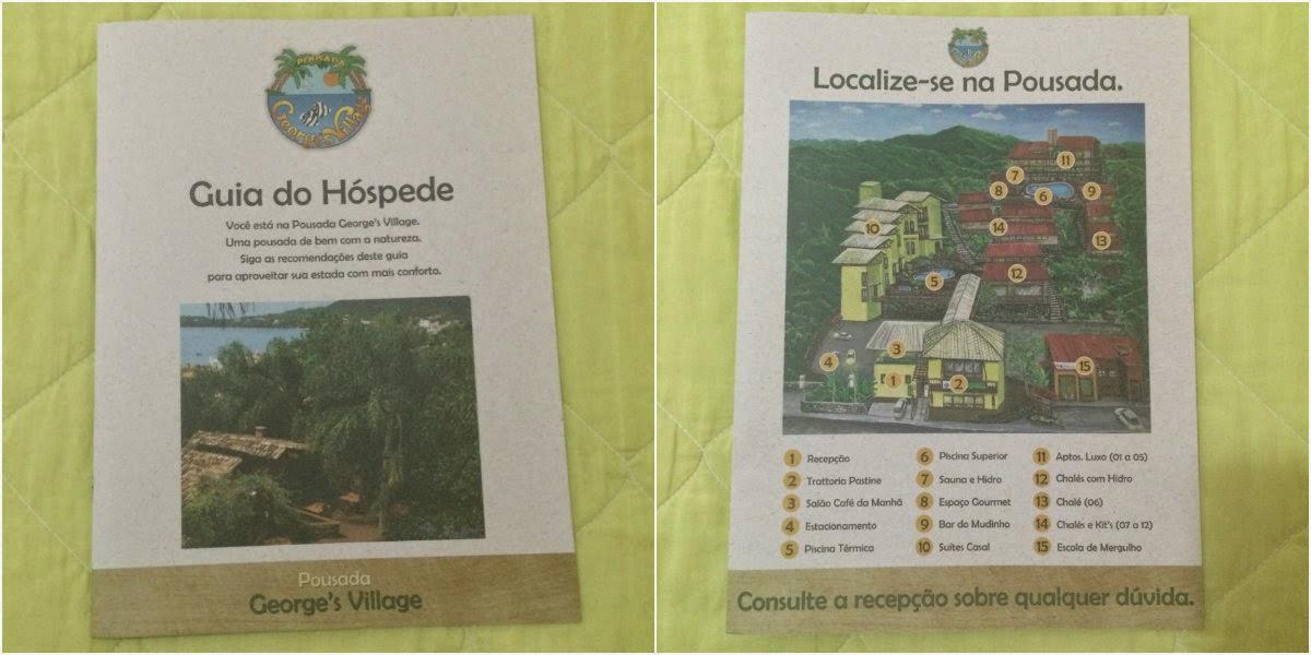 George's Village, pousada, Bombinhas, praia, Santa Catarina, litoral