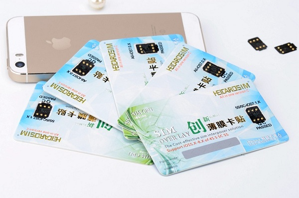 iPhone 7 - chiếc điện thoại đầu tiên trên thế giới sử dụng SIM điện tử