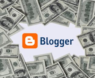 5 forma de ganar dinero con Blogger