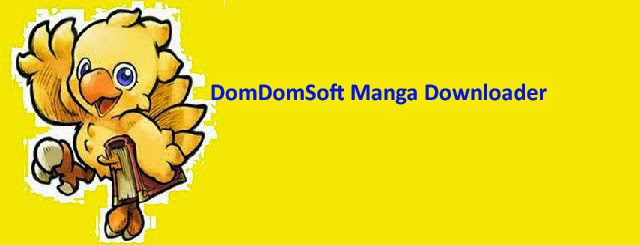 DomDomSoft Manga Downloader 5.5.8