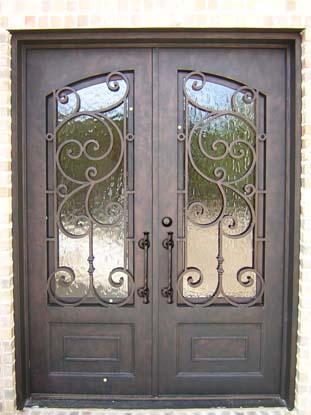 iron front doors. Iron Front Doors