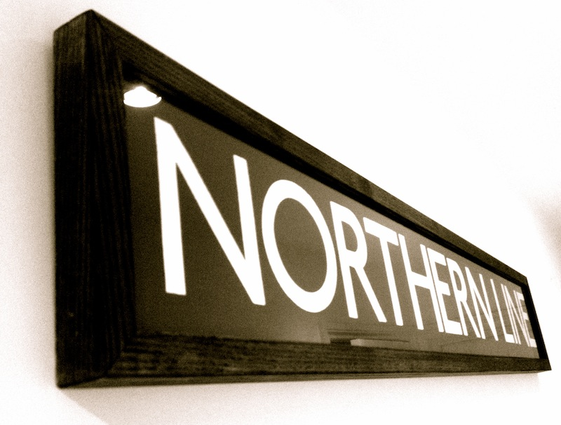 Northern Line sign from Home Barn_3