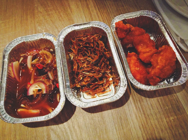 Momma Kong's Side Dishes