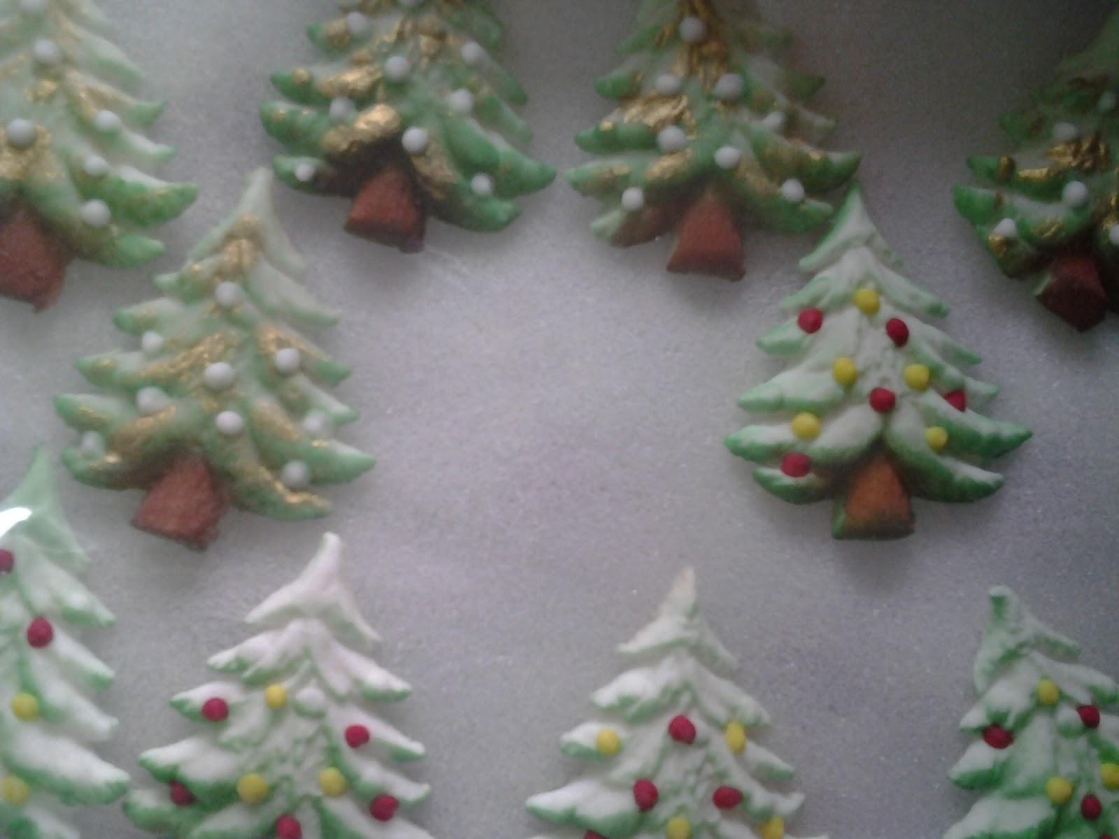 Decorazioni Di Natale Per Torte