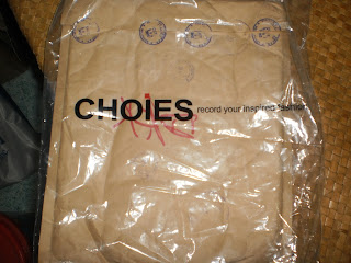 choies package