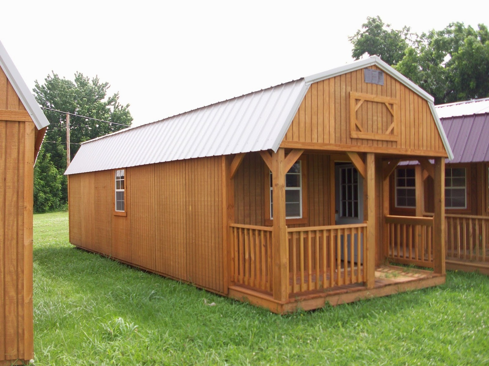 Tiny house homestead meet the shedroom for Shouse shed house