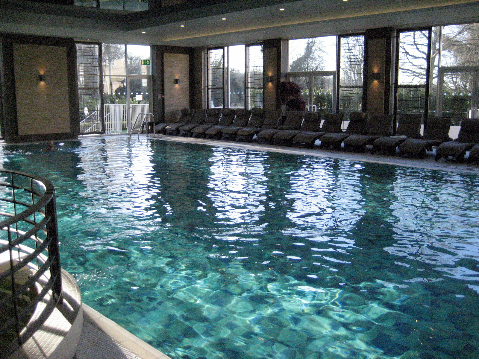Sopwell House Spa  hotel review St Albans Mountabatten family home