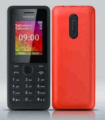 Nokia 107 (RM-961) Flash File Free Download