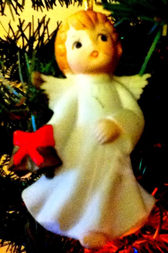 newlywed christmas ornament set