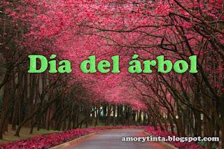 arboles rosados