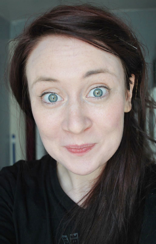 mollie booth parks, makeup artist, no makeup look, makeup photo a day,