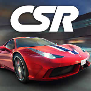 CSR Racing v3.3.0 Android Full Hileli Apk + Data İndir
