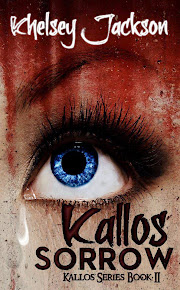 Kallos Book 2 Cover Reveal