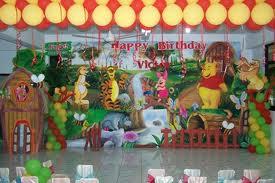 aneka gambar dekorasi ulang tahun