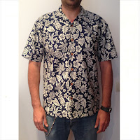 Camisa Hawaiana