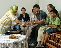 Moroccan cuisine Fez