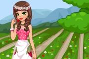 Bahçıvan Kız Giydirme Oyunu