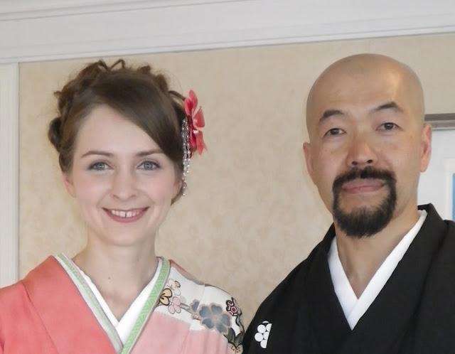 Українсько-японське весілля