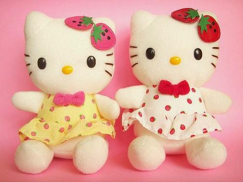 Hello Kitty Bukan Kucing