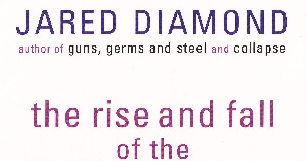 evaluation of jared diamond's guns germs Guns, germs, and steel has more germs and a bit about steel and guns, but not very much on those last two really - jared diamond, guns, germs, and steel.