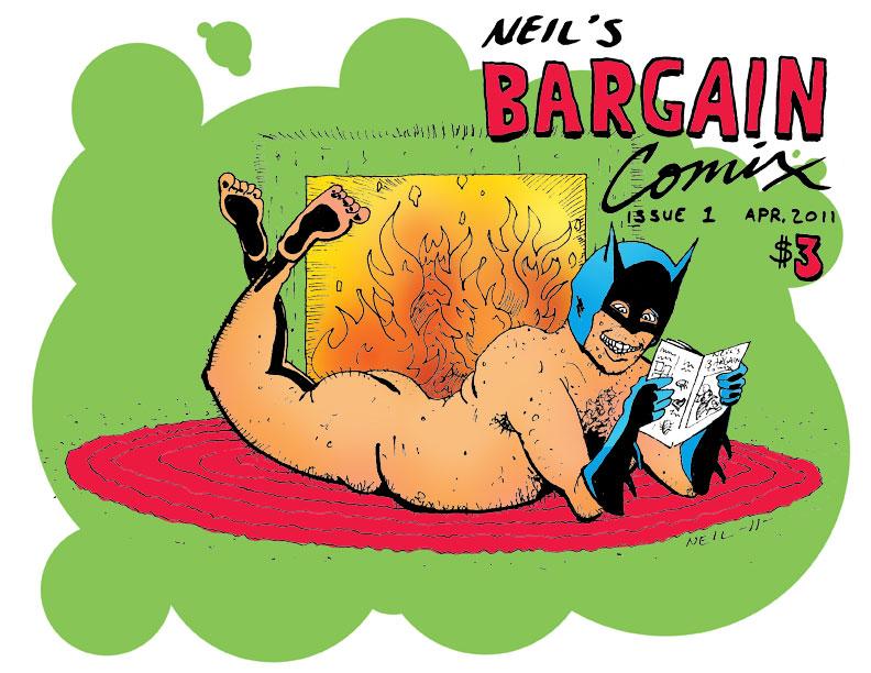 Neil's Bargain Comix