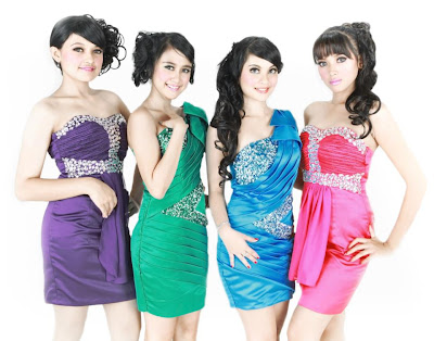 D'Mojang Girlband Indonesia