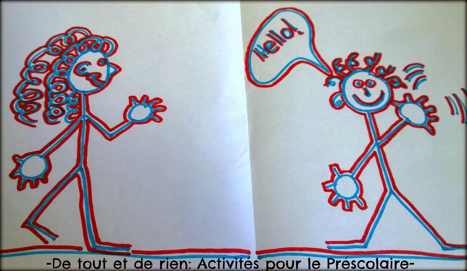 De Tout Et De Rien Activit S Pour Le Pr Scolaire How To