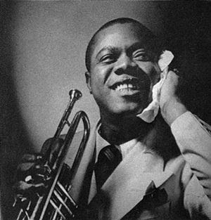 """a look at louis armstrongs music career and his influence on the history of jazz music On june 28, 1928, a 26-year-old louis armstrong walked into a chicago recording studio with five fellow jazz instrumentalists and walked out having changed the course of music history the record armstrong and his hot five had just made was of a song called """"west end blues,"""" written and first."""