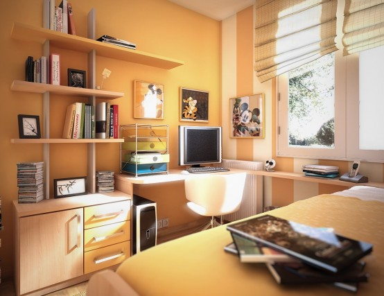 Alternatives  Among Enough Review About The 10 Cool Teen Room Ideas