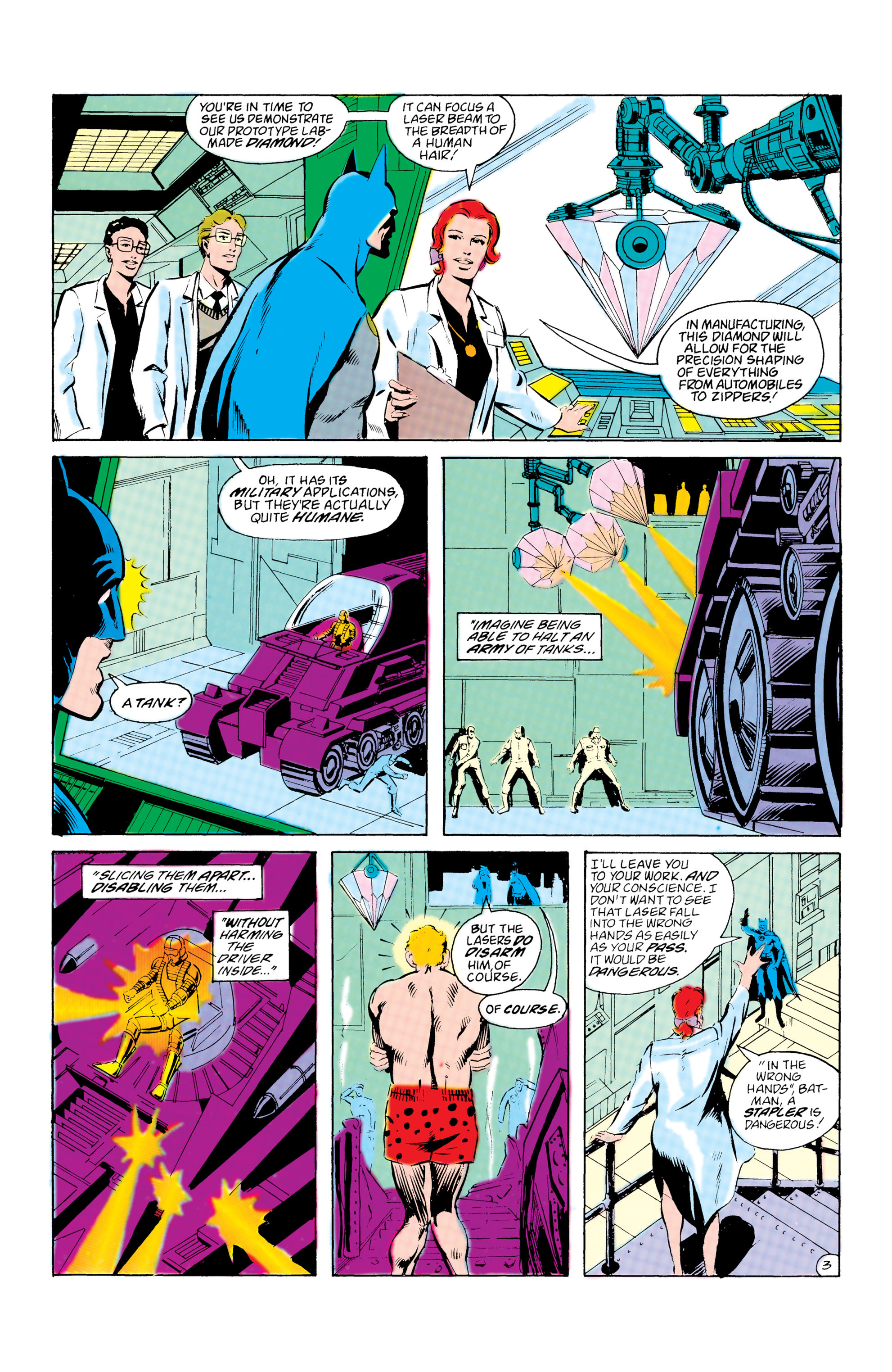 Detective Comics (1937) Issue #595 Page 17