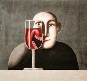 Uma taça de vinho pode mudar a ótica das coisas!